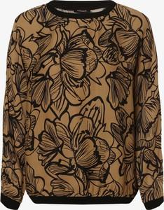 Bluzka More & More z tkaniny z długim rękawem