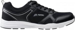 Czarne buty sportowe Martes