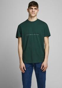 Zielony t-shirt WARESHOP