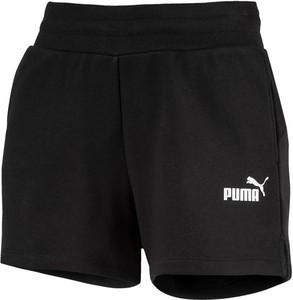 Szorty Puma z bawełny w sportowym stylu
