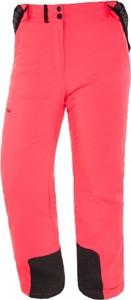 Różowe spodnie sportowe Kilpi