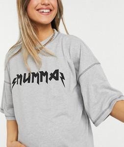 T-shirt Missguided Maternity z krótkim rękawem