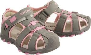 Buty dziecięce letnie Axim na rzepy