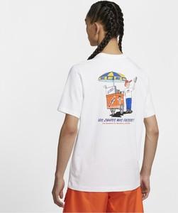 T-shirt Nike z krótkim rękawem z nadrukiem
