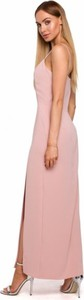 Sukienka MOE maxi z tkaniny