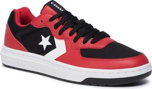 Converse Sneakersy Rival Ox 164895C Czarny