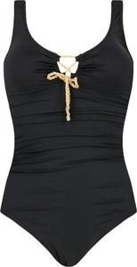 Czarny strój kąpielowy POLO RALPH LAUREN
