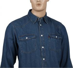 Koszula Duke w stylu casual z jeansu