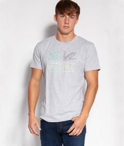 T-shirt Lee Cooper z krótkim rękawem