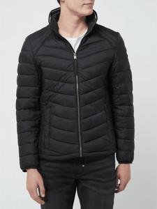 Czarna kurtka Tom Tailor w stylu casual krótka