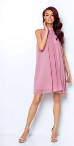 Sukienka Ivon z szyfonu