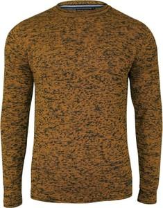 Pomarańczowy sweter Brave Soul z bawełny