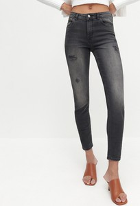 Jeansy Reserved w stylu casual