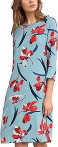 Błękitna sukienka apart fashion