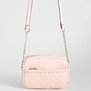 Różowa torebka Sinsay mała