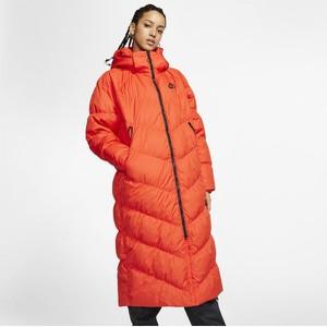 Pomarańczowa kurtka Nike