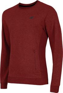 Czerwona bluza 4F