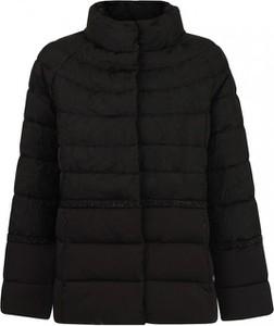 Czarna kurtka Pregio Couture