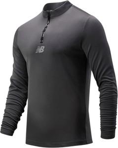 Czarna bluza New Balance w sportowym stylu