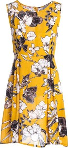 Sukienka Multu z okrągłym dekoltem bez rękawów mini