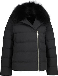 Czarna kurtka Max & Co. krótka