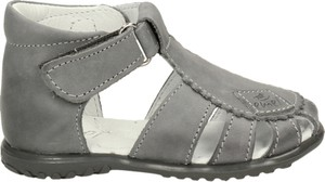 Buty dziecięce letnie EMEL ze skóry na rzepy