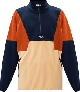 Bluza Fila z polaru w sportowym stylu