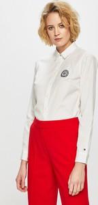 c2d199a39fe75 koszule damskie tommy hilfiger outlet - stylowo i modnie z Allani