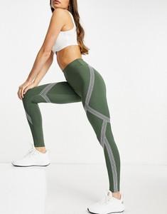 Zielone legginsy Asos