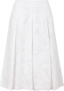 Spódnica BOSS Casual z tkaniny midi