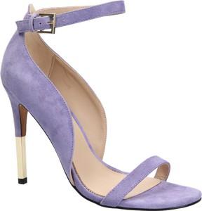Sandały Guess by Marciano na wysokim obcasie na szpilce