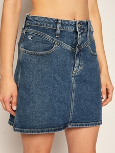 Spódnica Calvin Klein w stylu casual