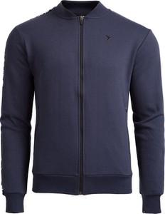Niebieska bluza Outhorn w stylu casual