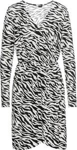 Sukienka bonprix BODYFLIRT mini z dżerseju
