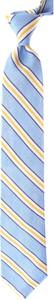 Błękitny krawat Borrelli