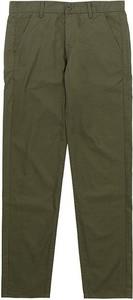 Zielone spodnie Backyard Cartel