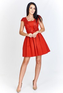 Sukienka QUARELLE bez rękawów