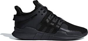 Czarne buty sportowe Adidas Originals w sportowym stylu