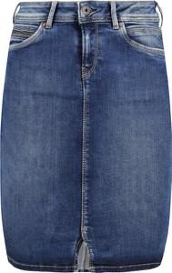 Spódnica Pepe Jeans w stylu casual midi