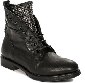 7fcf7be7 buty damskie botki venezia. - stylowo i modnie z Allani