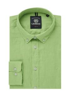 Koszula Lerros z bawełny z klasycznym kołnierzykiem