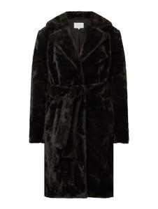 Płaszcz Vila z wełny w stylu casual