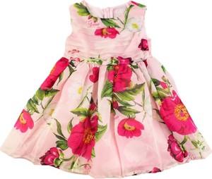 Sukienka dziewczęca Guess w kwiatki