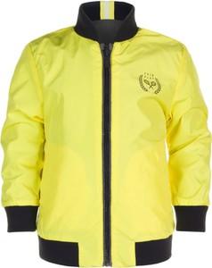 Żółta kurtka dziecięca Mayoral