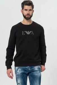 Bluza Emporio Armani w młodzieżowym stylu z bawełny