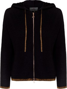 Czarny sweter Deha