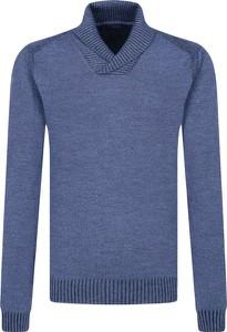 Sweter Trussardi Jeans z wełny