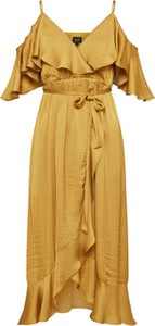 Sukienka Bardot na sylwestra