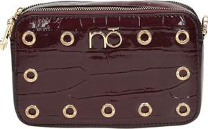 Czerwona torebka NOBO w młodzieżowym stylu na ramię