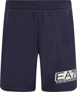 Spodenki dziecięce EA7 Emporio Armani